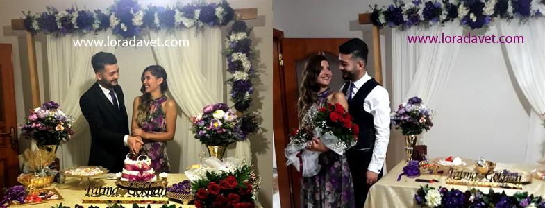 Nişan Masası Fatma & Gökhan