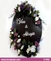 Çiçekli Kapı Süsleri