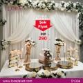 Altın Nişan Masası