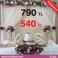 Altın Nişan Masası - 51355