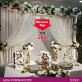Beyaz Nişan Masası - 53301