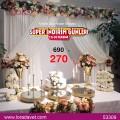 Somon Nişan Masası - 53309