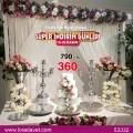 Nişan masası Gümüş - 53332