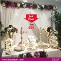 Nişan masası Altın - 53337