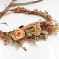 Çiçekli Gelin Tacı - 54615