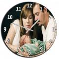 Aileye Özel Resimli Saat - 95089