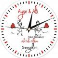 Sevgiliye Özel Saat - 95166