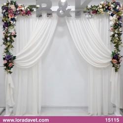 D Tag Çiçekleri - 15115