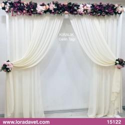 D Tag Çiçekleri - 15122