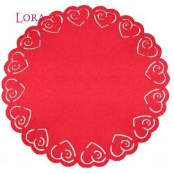 Romantik Doğum Günü Süsleri - 16553
