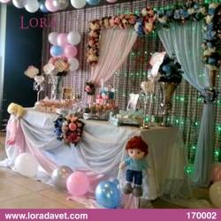 Doğum günü Masaları Müşteri - 170002