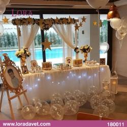 Doğum günü Masaları Müşteri - 180011