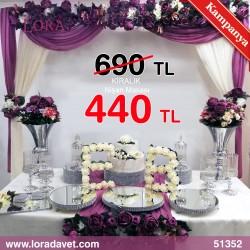 Söz Nişan Masaları KAMPANYA - 51352