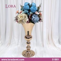 Vazo ve Çiçek - 51801
