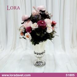 Vazo ve Çiçek - 51805