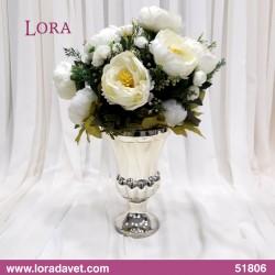 Vazo ve Çiçek - 51806
