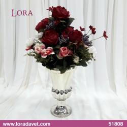 Vazo ve Çiçek - 51808