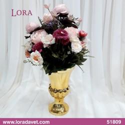 Vazo ve Çiçek - 51809