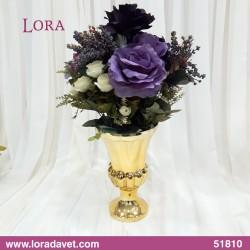 Vazo ve Çiçek - 51810