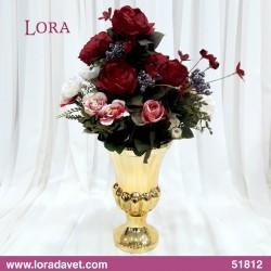 Vazo ve Çiçek - 51812