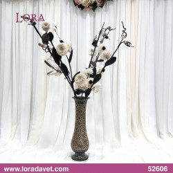 Vazo ve Çiçek - 51814