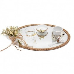 Damat Kahve Fincan Tepsisi - 53133