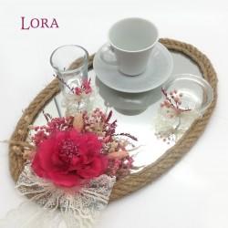 Damat Kahve Fincan Tepsisi - 54195