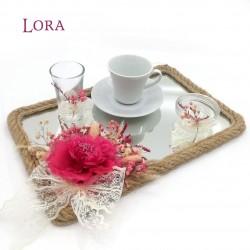 Damat Kahve Fincan Tepsisi - 54197
