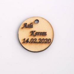 Ayna ve Ahşap Etiketler - 95033