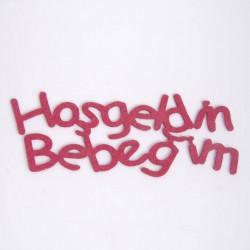Keçe Objeler - 95059