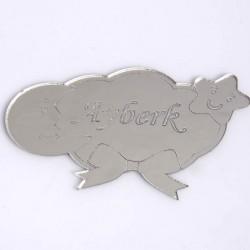 Lazer Kesim Ayna Bebek Bibloları - 96000