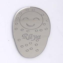 Lazer Kesim Ayna Bebek Bibloları - 96012