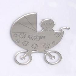 Lazer Kesim Ayna Bebek Bibloları - 96024