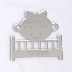 Lazer Kesim Ayna Bebek Bibloları - 96041