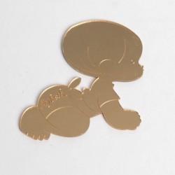 Lazer Kesim Ayna Bebek Bibloları - 96050