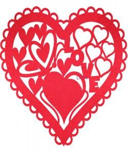 Sevgililer Günü Süsleri - 16533