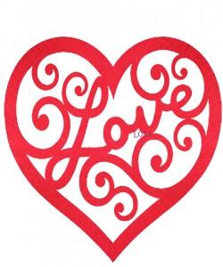 Sevgililer Günü Süsleri - 16534