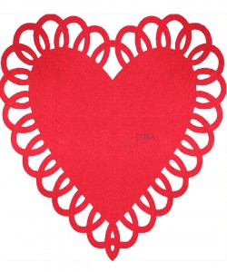 Sevgililer Günü Süsleri - 16536