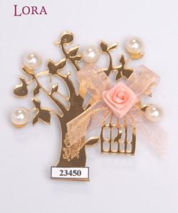 Altın Aynalı Şekerler - 23450