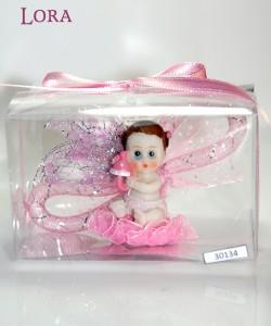 Kız bebek asetat kutulu - 30134