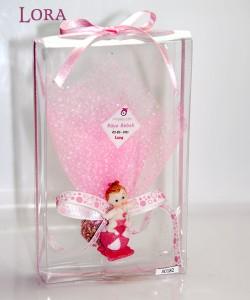 Kız bebek asetat kutulu - 30182
