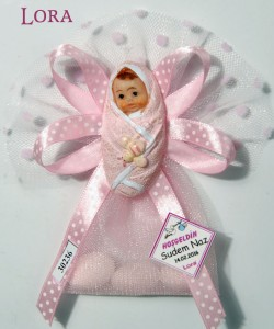 Kız Bebek Şekeri - 30236