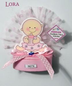 Kız Bebek Şekeri - 30278
