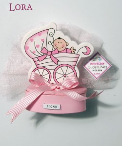 Kız Bebek Şekeri - 30280