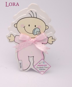 Kız Bebek Şekeri - 30284