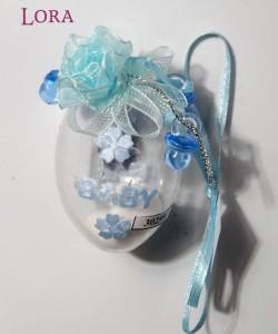 Erkek Bebek Şekeri - 30299