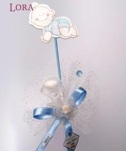 Erkek Bebek Şekeri - 30512