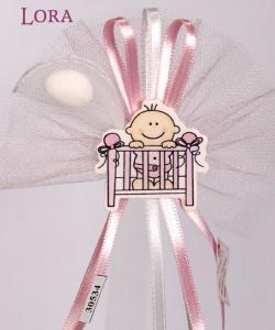 Kız Bebek Şekeri - 30534
