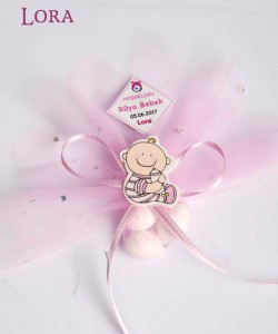 Kız Bebek Şekeri - 30542