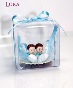 Erkek bebek asetat kutulu - 30900